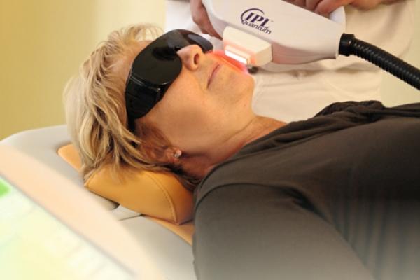 Laser- und Lichttherapie
